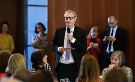 Christian Luft, Staatssekretär im Bundesministerium für Bildung und Forschung (BMBF)