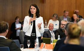 Rita Schwarzelühr-Sutter, Parlamentarische Staatssekretärin im Bundesumweltministerium
