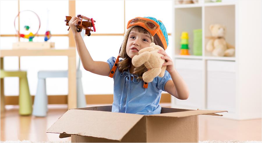 Klischeefrei fängt früh an. Das Themendossier zur Frühen Bildung.