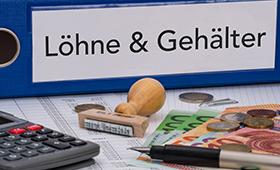 """Ordner """"Löhne & Gehälter"""""""
