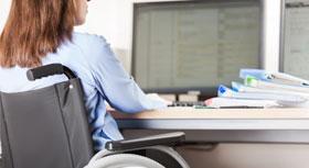 Frauen mit Behinderung auf dem Arbeitsmarkt benachteiligt