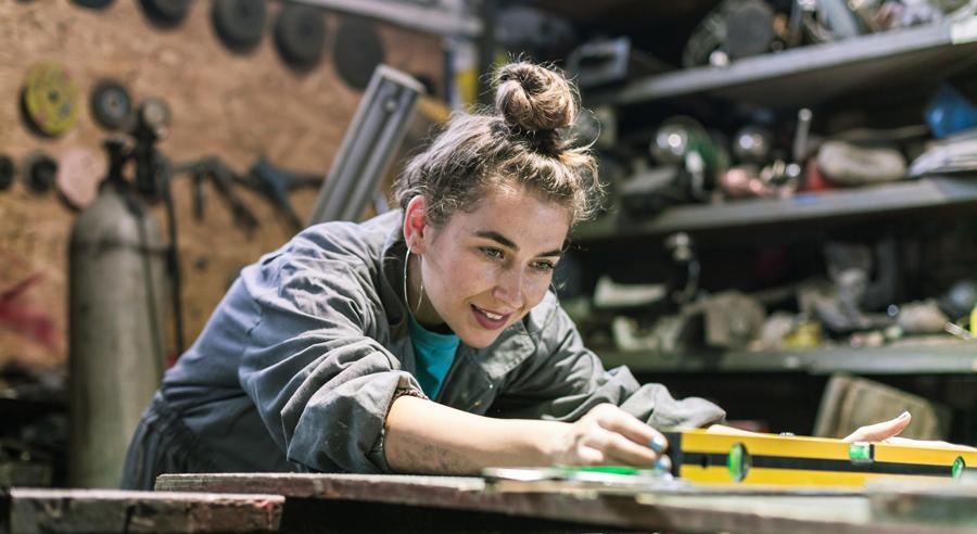 Berufsorientierungsprogramm: Klischeefreie Werkstatttage