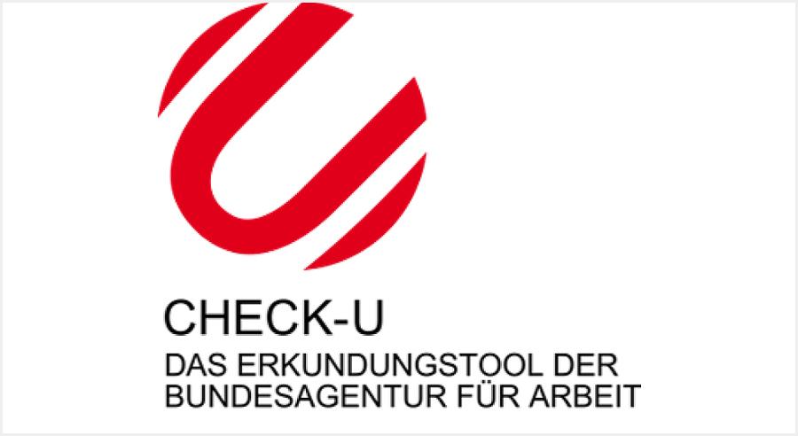 Check-U, das Erkundungstool der Bundesagentur für Arbeit