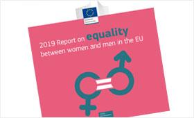 Titelbild des EU-Gleichstellungsberichts