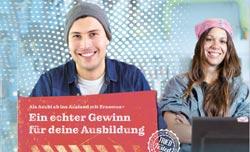 Erasmus+: Ein echter Gewinn für deine Ausbildung!
