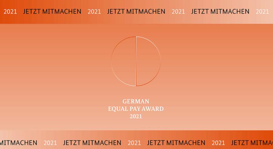 """""""German Equal Pay Award"""" für mehr Entgeltgleichheit"""