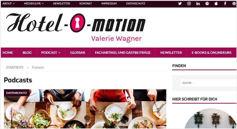 Hotel-o-motion – Hotelmanagement