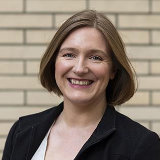 Katharina Binz, Ministerin für Familie, Frauen, Kultur und Integration des Landes Rheinland-Pfalz