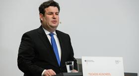 Eröffnung Hubertus Heil, Bundesminister für Arbeit und Soziales