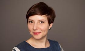 Julia Kreutziger , Pressesprecherin ArbeiterKind.de