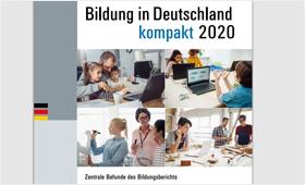 Cover des Bildungsberichts Bildung in Deutschland 2020