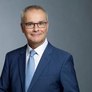 Helmut Dedy, Hauptgeschäftsführer des Deutschen Städtetages
