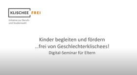 Digital-Seminar Eltern: Jetzt den Mitschnitt anschauen!