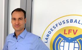 Bastian Dankert, Geschäftsführer Landesfußballverband Mecklenburg-Vorpommern (LFV)