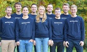 Teamfoto des Unternehmens MEIN MUTIGER WEG