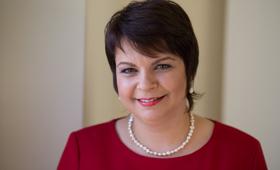 Stefanie Drese, Ministerin für Soziales, Integration und Gleichstellung des Landes Mecklenburg-Vorpommern.
