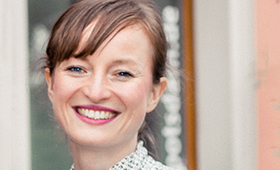 Maria Dost, Business Coach bei JobCoaching, Training & Personalentwicklung