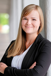 Berufsberatung in Zeiten des digitalen Wandels: Sarah Müller
