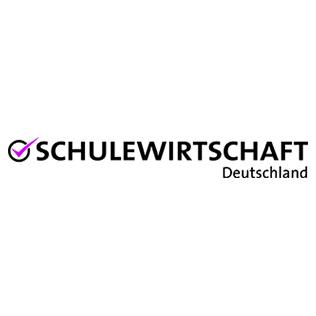 Logo der Klischeefrei-Partnerorganisation SCHULEWIRTSCHAFT Deutschland