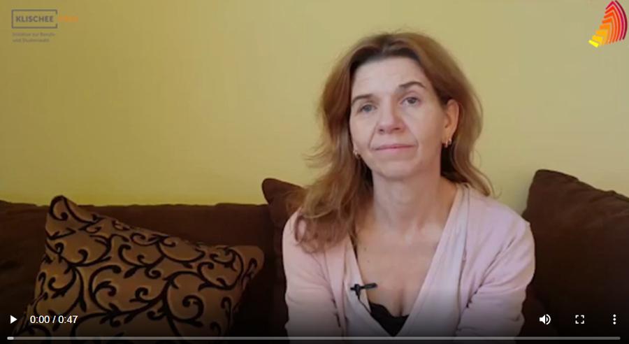 Sozialpädagogin Christine Niephaus von der Wilhelm-Kraft-Gesamtschule des Ennepe-Ruhr-Kreises