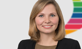 Mirja Kleinhaus, Personalmarketing akquinet AG