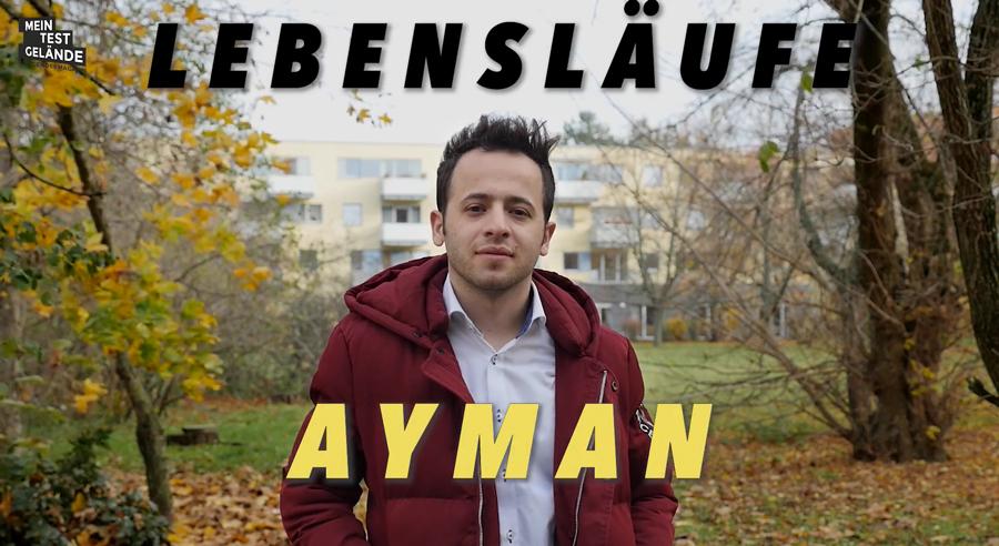 Mediengestalter: Der Mediengestalter Ayman