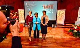 Elke Büdenbender, Carola Reimann, Andrea Lütke