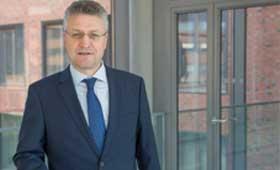 Prof. Dr. Lothar H. Wieler, Präsident des Robert Koch-Instituts