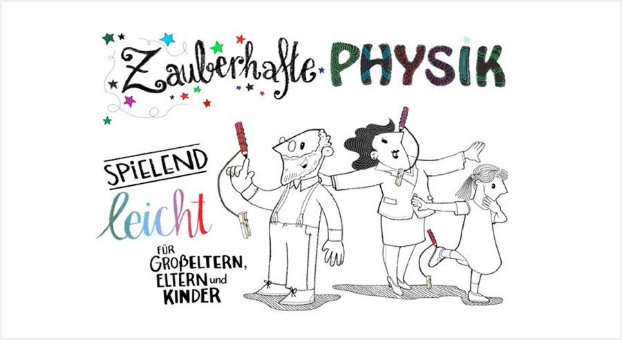 """Partyheft """"Zauberhafte Physik"""""""