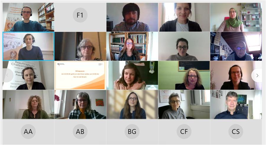 Forum 1: Geschlechtsspezifische Unterschiede in der Bewertung der Ausbildung