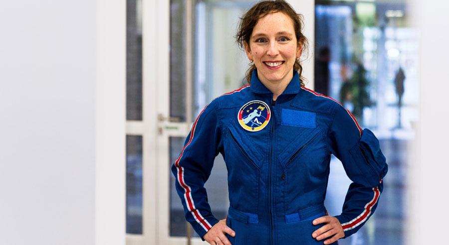 Wie wird man Astronautin?