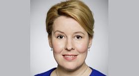 Bundesfamilienministerin Dr. Franziska Giffey im Interview