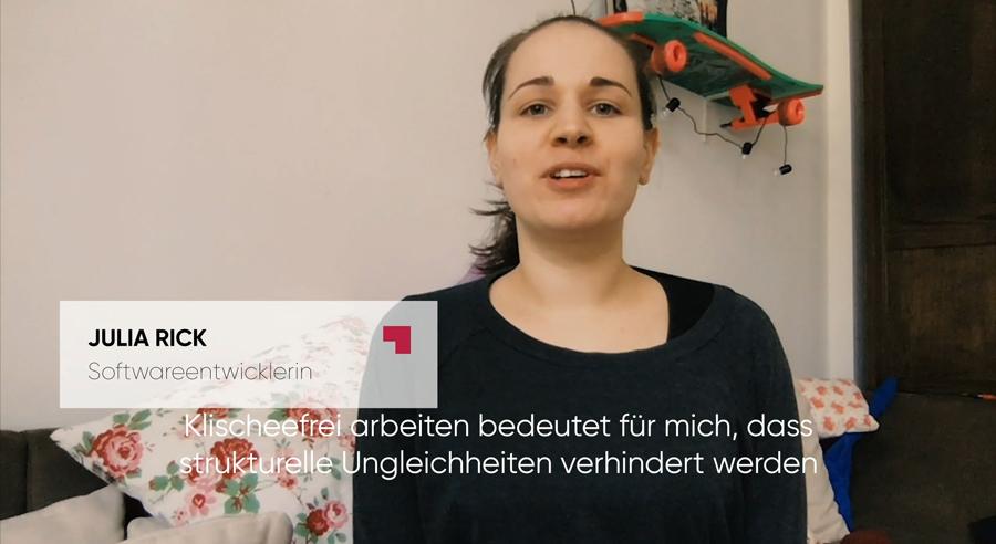 BROCKHAUS AG: Für uns bedeutet Klischeefrei, dass …