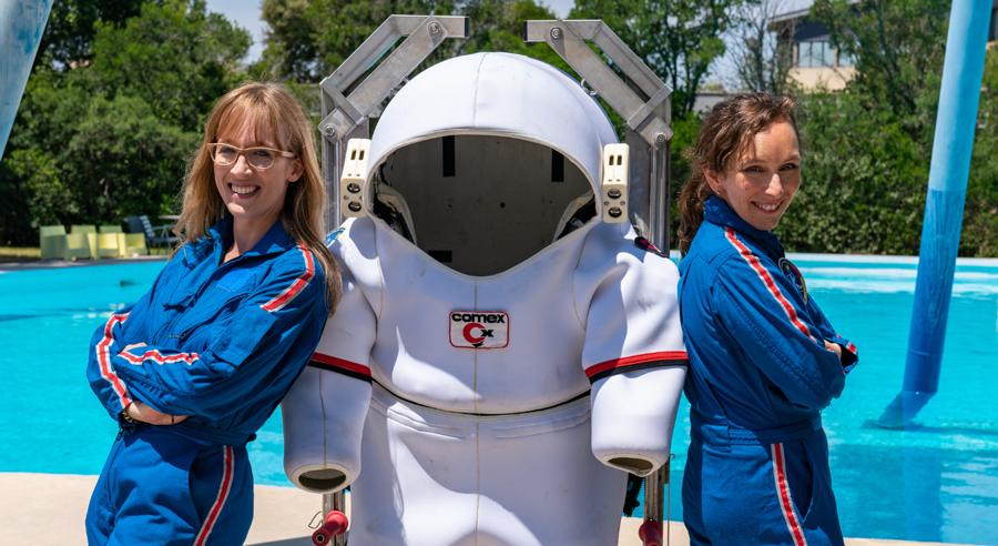 """Stiftung """"Erste deutsche Astronautin"""": Für uns bedeutet Klischeefrei, dass …"""