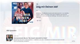 Zeig mir deinen Job! Der SWR-Jobpodcast