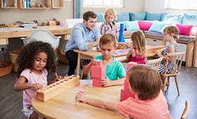 Männer ein Gewinn für pädagogische Arbeit mit Kindern