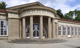 Stuttgart, Bad Canstatt, Großer Kursaal