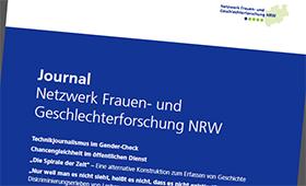 Neues Journal des Netzwerks FGF NRW
