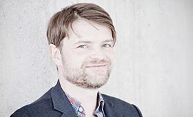 Porträtfoto Marc Melcher, Paritätisches Bildungswerk e. V. – Bundesverband