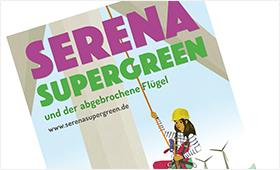 Serena Supergreen macht neugierig auf technische Ausbildungsberufe
