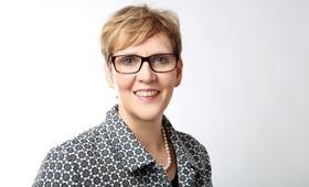 Gudrun Stockmanns, Präsidentin der Hochschule Ruhr West