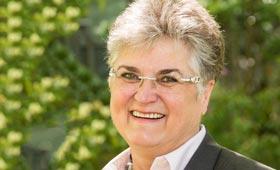 Brigitte Scherb, Präsidentin des Deutschen Landfrauenverbandes