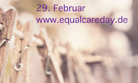 Mitmachen: Briefaktion zum Equal Care Day 2018