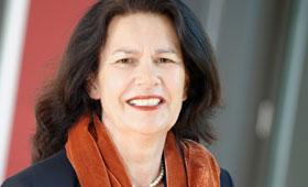 Porträt der Prorektorin für Personal und wissenschaftlichen Nachwuchs der RWTH