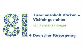 Logo Deutscher Fürsorgetag