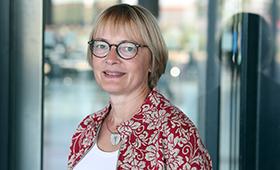 Christina Runge, Bundessprecherin und Gleichstellungsbeauftragte des Landkreises Diepholz