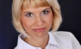 Porträt  von Prof. Petia Genkova