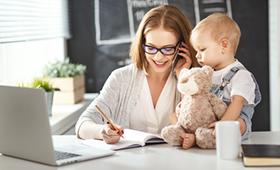 IAQ-Report: Geschlechtsspezifische Unterschiede in den Arbeitszeiten