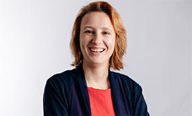 Christina Mersch, Leiterin Bereich Ausbildung des Deutschen Industrie- und Handelskammertags (DIHK)