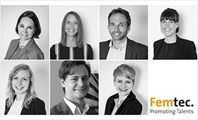 Teamfoto Femtec 2019